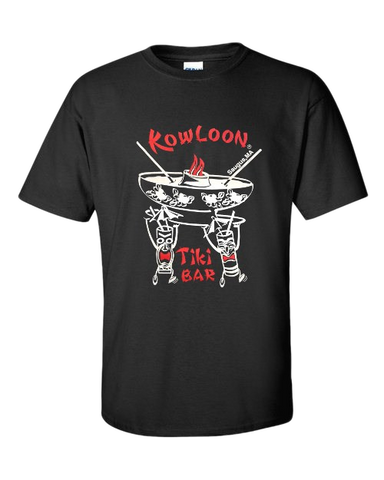 Kowloon Tiki Bar T-Shirt