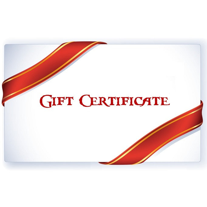 Kowloon Restaurant Gift Certificate Kowloon Gift Shop