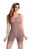High Compression Shaper with Zipper on the Crotch F186