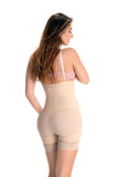 Short Strapless Seamless Shaper F146