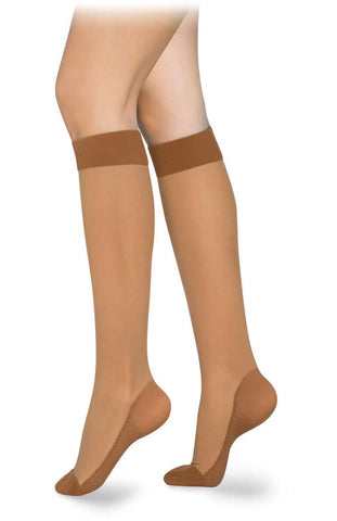 Low Compression Knee High Stocking 1113