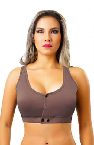 Mastectomy Bra Wonderfit F118