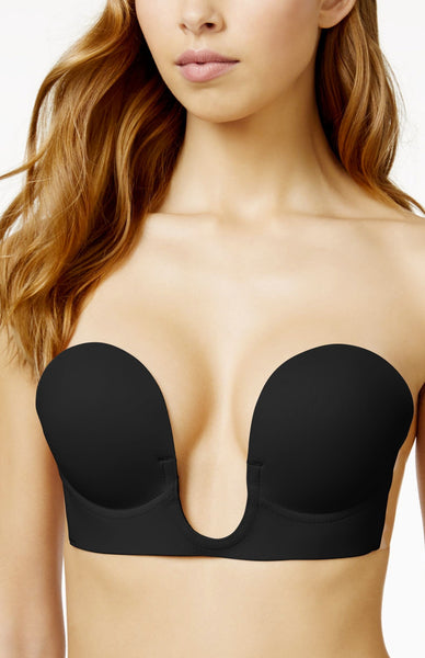 U Plunge Backless Strapless Bra #7008