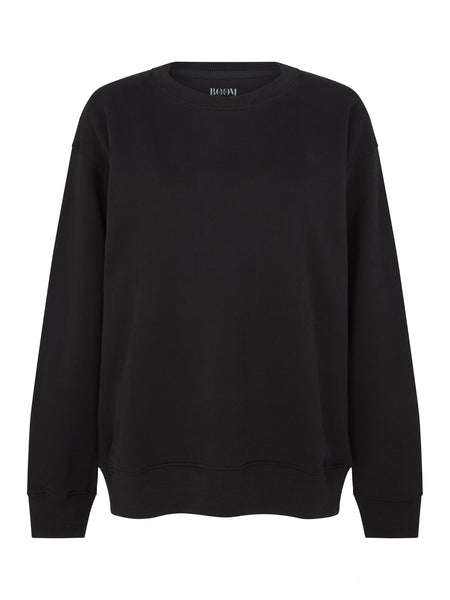 Novelty Eye Sweatshirt - Black