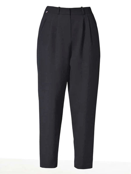 Jane Trousers in Slate Gray by les Garçonnes