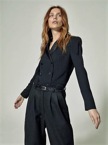 Tailored Tuxedo Jacket