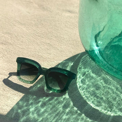 Kati Green Sunglasses from Folc