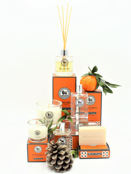 Orange Blossom Candle by PALMARIA