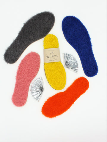 Furry Insoles for Kids