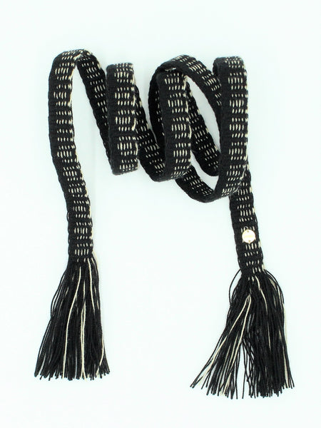 Thin Fringe Belt