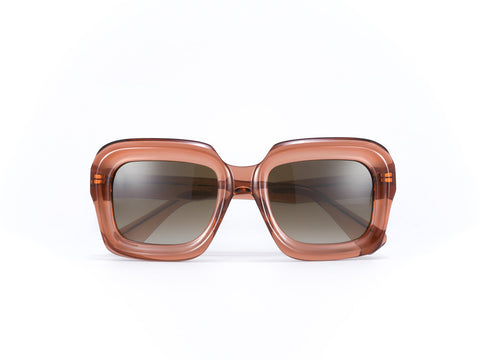 Luna Nut Sunglasses from Folc