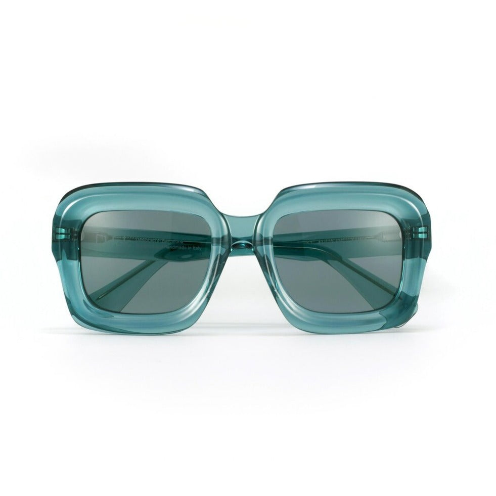 Luna Teal Sunglasses from Folc