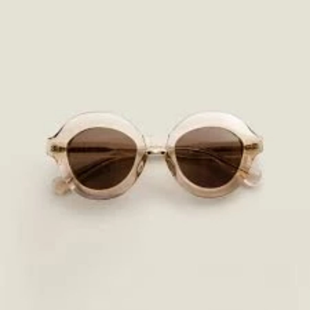 Lipstik Nude Sunglasses from Folc