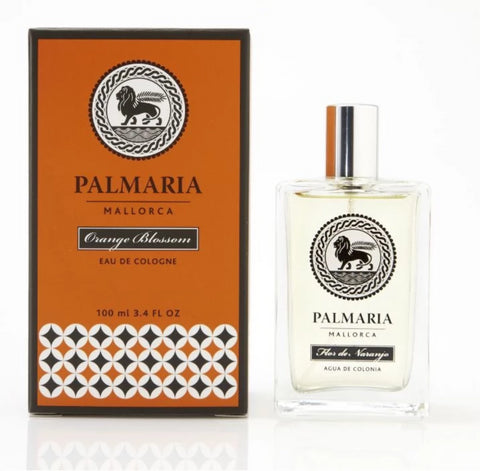 PALMARIA Orange Blossom Eau de Cologne