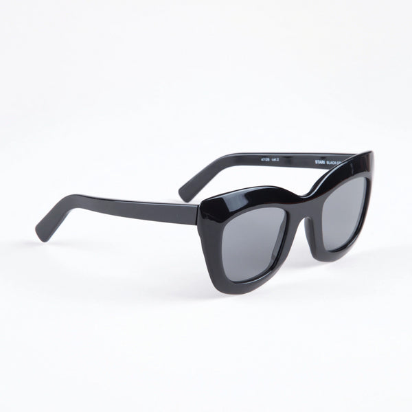 Star Black Sunglasses from Folc