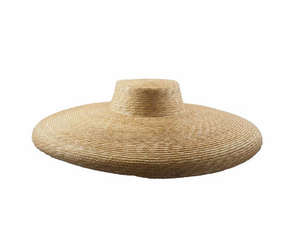 Large Straw Hat
