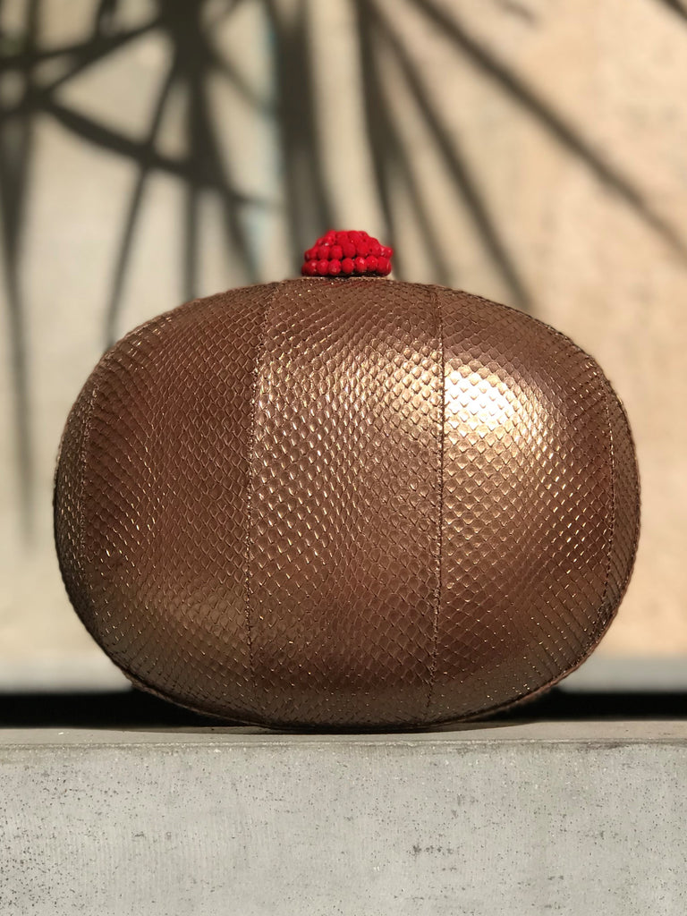Snakeskin Egg clutch