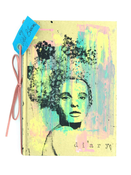 Diary book by Lilja Bloom - e-Gift  (including pre-paid shipping)