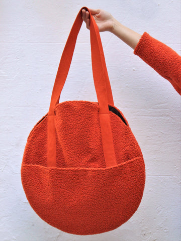 Round Bag Front Pocket by Rita Row