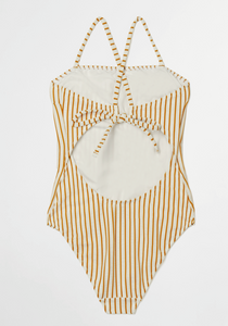Ivory Ocher One Piece
