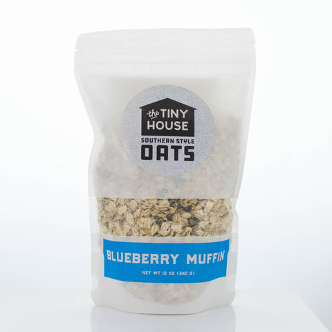 Blueberry Muffin Southern Style Oats
