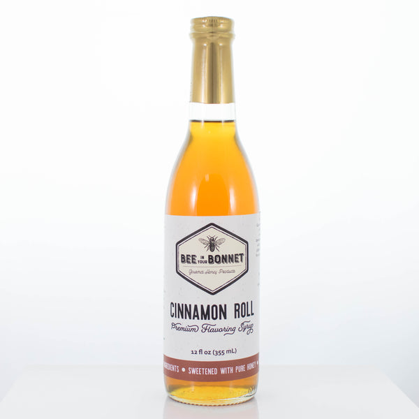 Cinnamon Roll Premium Flavoring Syrup