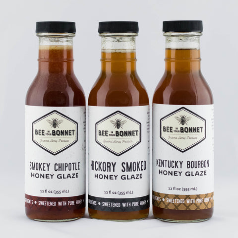 Honey Glaze Variety Pack