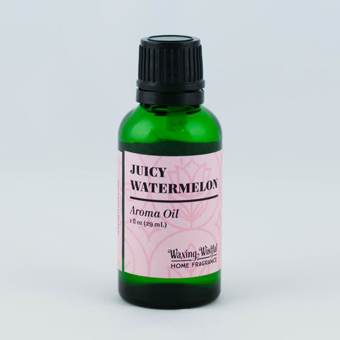 Juicy Watermelon Farmers Market Aroma Oil - 1 oz.