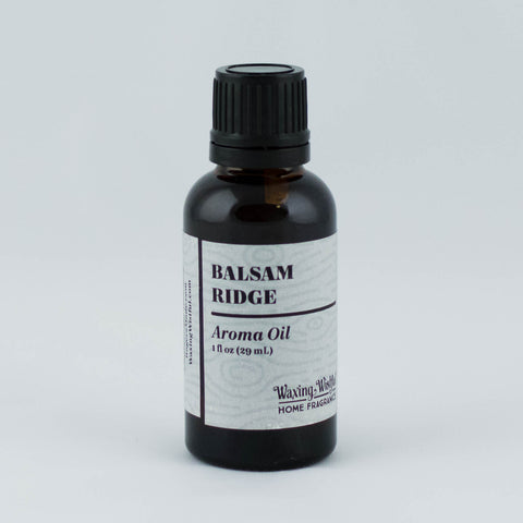 Balsam Ridge Mountain Homestead Aroma Oil - 1 oz.
