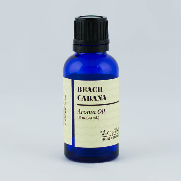 Beach Cabana Seaside Resort Aroma Oil - 1 oz.