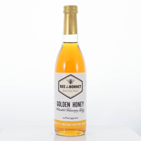 Golden Honey Premium Flavoring Syrup