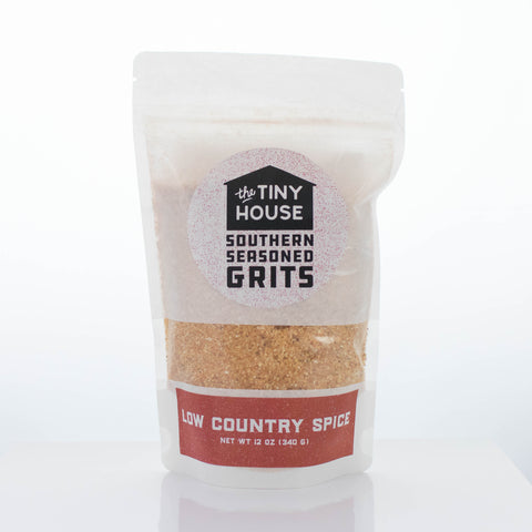 Low Country Spice Southern Seasoned Grits