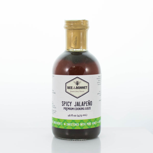 Spicy Jalapeno Premium Cooking Glaze