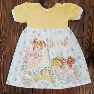 5T Cabbage Patch Dress | One-Of-A-Kind