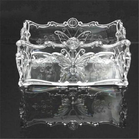Pot De Rangement Style Vintage Transparent