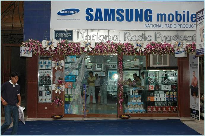 Samsung Smart Phone Cafe Launch