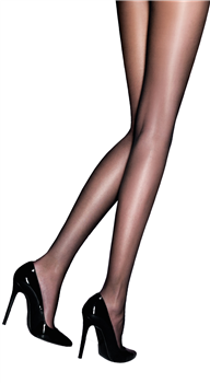 3bccdad343621 ... Pretty Polly Everyday Plus 10 Denier Gloss Tights - 2 PACK FREE UK  DELIVERY - Holywood