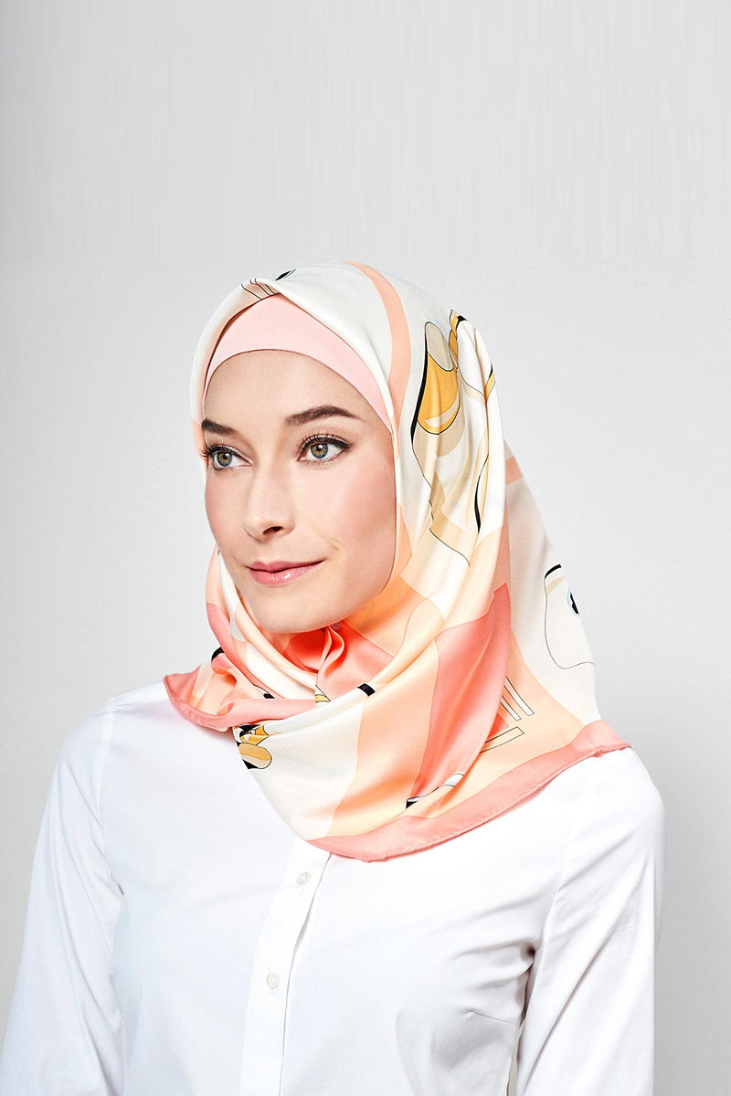 ready set accessorize square No-Silk Silk™