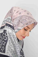 text -- paisley grey pink