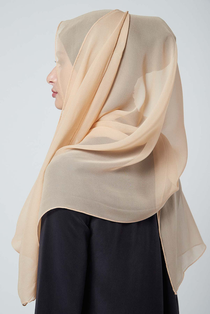 text -- crepe silk oat
