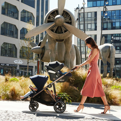 NEW 2020 Cybex Gazelle Double Stroller is Here!