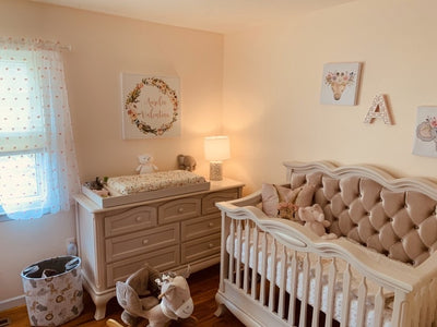 Posh Baby Teen Will Go to GREAT LENGTHS to Give Customers their DREAM Nursery