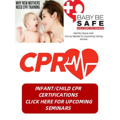 Staten Island Infant/Baby CPR Class