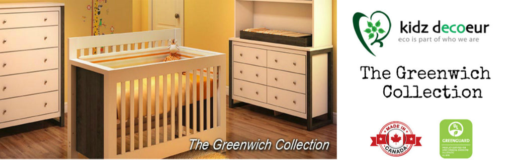 Kidz Decoeur Greenwich Collection