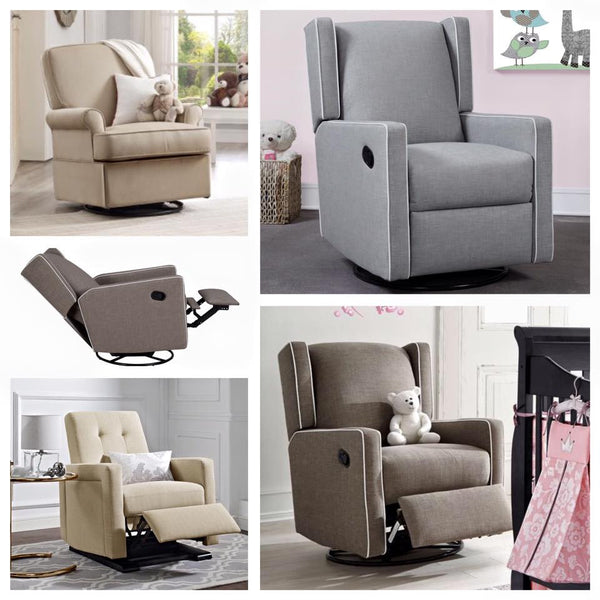 Introducing the beautiful Mon Bebe Recliners!