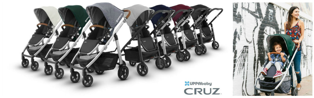 Uppa Baby Cruz Collection