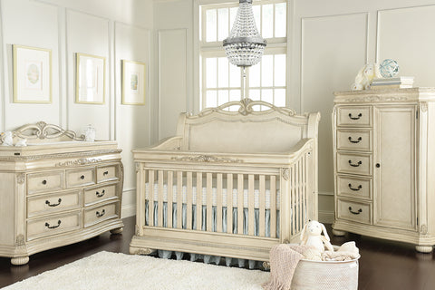Kingsley, Wessex Collection, Nursery, Crib, Sets