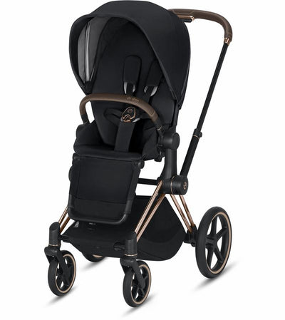 Cybex Priam 3 Stroller Rose Gold Series
