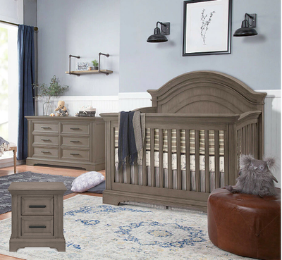 Posh Baby and Teen 3 Piece Nursery Set Franklin and Ben Holloway Collection New York New Jersey Staten Island