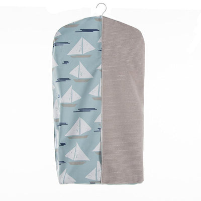 LITTLE SAIL BOAT DIAPER STACKER - Posh Baby & Teen